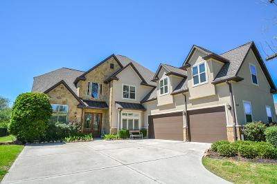 Fulshear Single Family Home For Sale: 4619 Wentworth