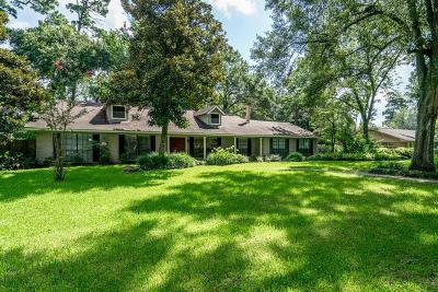 Houston Single Family Home For Sale: 16214 Mahan Road