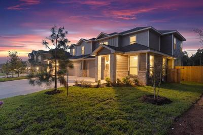 Conroe Multi Family Home For Sale: 105 Wickersham
