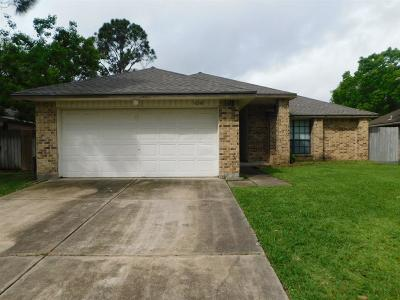 Sugar Land Single Family Home For Sale: 16318 Ginger Run Way
