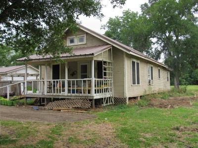 Wharton County Farm & Ranch For Sale: 12215 Fm 442 Road