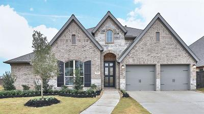 Richmond Single Family Home For Sale: 1323 Wild Geranium Drive