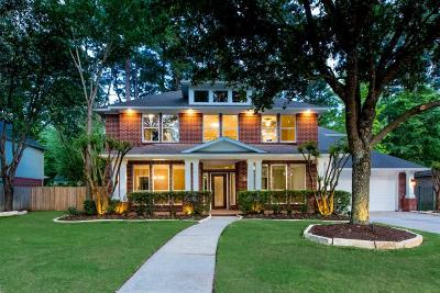 Single Family Home For Sale: 13914 Lakewood Crossing Boulevard