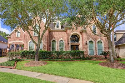 Sugar Land Single Family Home For Sale: 2007 Cordelia Place