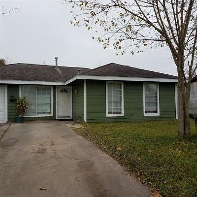 Pasadena Single Family Home For Sale: 919 Stratford Avenue