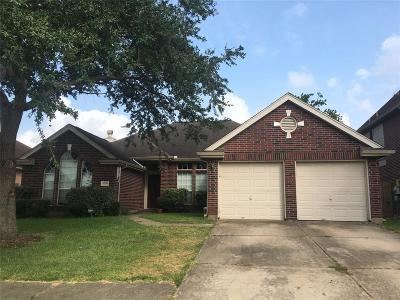 Friendswood Single Family Home For Sale: 16926 Echo Harbor Drive