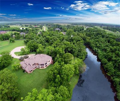 Missouri City Single Family Home For Sale: 611 Double Ridge Xing
