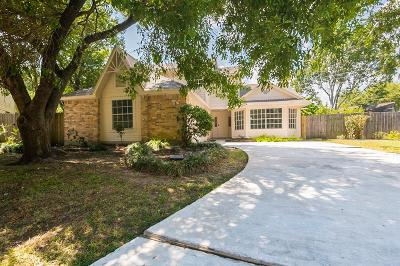 Houston Single Family Home For Sale: 3026 Westwick Drive