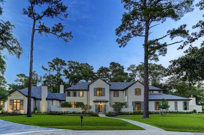 Houston Single Family Home For Sale: 881 Country Lane