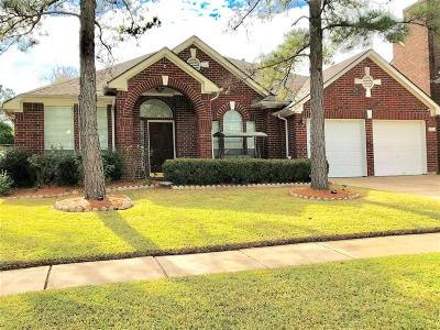 Sugar Land Single Family Home For Sale: 6814 Knoll Park Drive