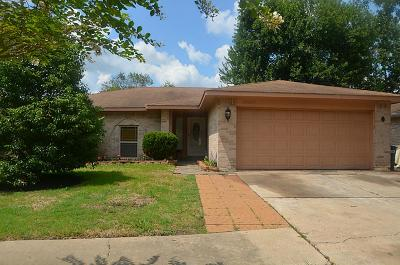 Sugar Land Single Family Home For Sale: 14322 Branchwater