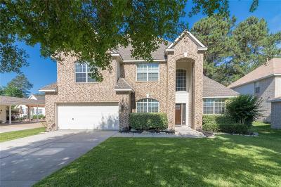 Magnolia Single Family Home For Sale: 31603 Johlke Road