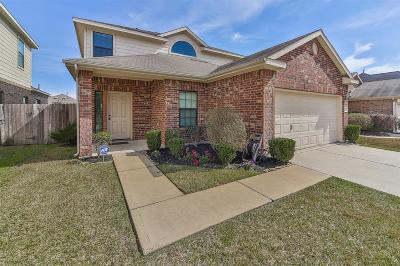 Tomball Single Family Home For Sale: 23530 Plantation Pines Lane