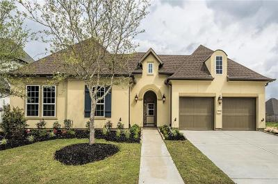 Katy Single Family Home For Sale: 7114 Prairie Grass Lane