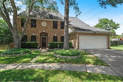 Katy Single Family Home For Sale: 23227 Winding Knoll Drive
