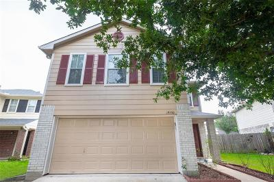 Tomball Single Family Home For Sale: 19530 Rocky Bank Drive