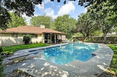 Friendswood Single Family Home For Sale: 16607 Townes Road