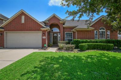 Pearland Single Family Home For Sale: 7414 Lakeside Manor Lane
