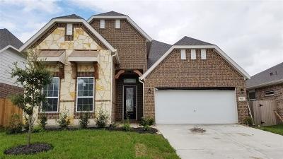 Alvin Single Family Home For Sale: 5182 Echo Falls Drive