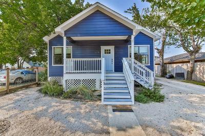 Houston Single Family Home For Sale: 5738 Harriet Street