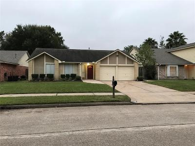 Humble Single Family Home For Sale: 7326 Misty Morning Drive
