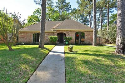 Spring Valley Village Single Family Home For Sale: 8401 Winningham Ln Lane