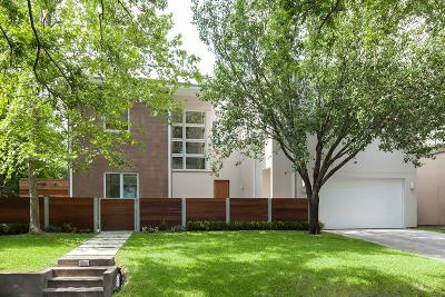 Single Family Home For Sale: 1314 Milford Street