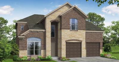 Houston Single Family Home For Sale: 18319 Winding Elm Trail