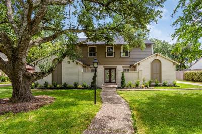 Memorial Single Family Home For Sale: 14611 Carolcrest Drive
