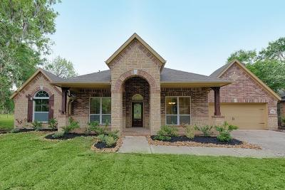 Conroe TX Single Family Home For Sale: $304,676