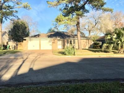 Houston Single Family Home For Sale: 12222 Huntington Venture Drive