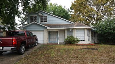 Humble Single Family Home For Sale: 11107 Almond Grove