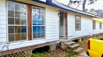 New Caney Single Family Home For Sale: 19886 Scott Gardner Road
