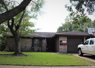 Katy TX Single Family Home For Sale: $160,000