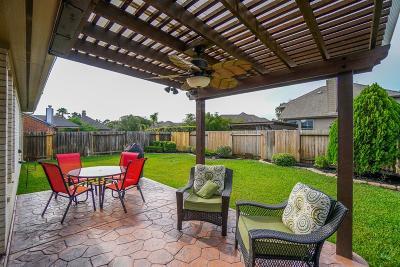 Cinco Ranch Single Family Home For Sale: 4502 Wellington Grove Lane
