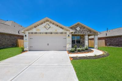 Texas City Single Family Home For Sale: 8806 Voyager Drive