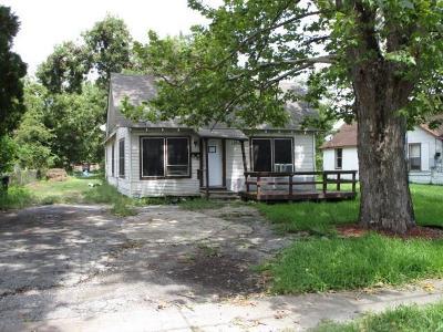Houston Single Family Home For Sale: 5531 Bunte Street