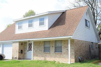 Houston Single Family Home For Sale: 11614 Carvel Lane