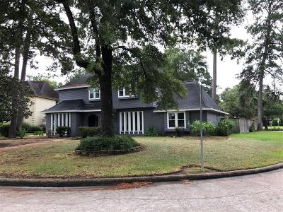Kingwood Single Family Home For Sale: 2514 Pine Bend Drive