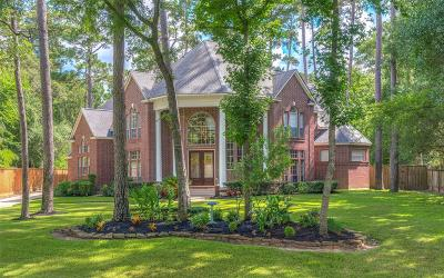 Tomball Single Family Home For Sale: 13410 Lost Creek Road