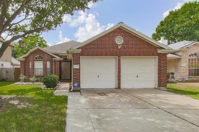 Houston Single Family Home For Sale: 10431 N Fallen Bough Drive
