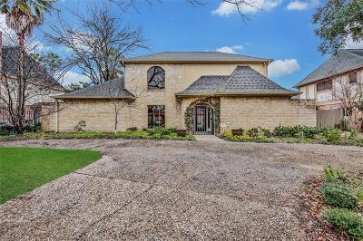 Houston Single Family Home For Sale: 1114 Daria Drive
