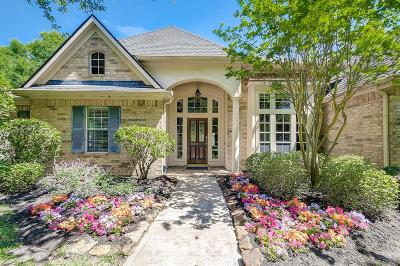 Katy Single Family Home For Sale: 22522 Country Cove Lane