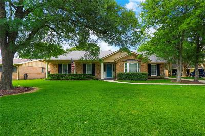 Houston Single Family Home For Sale: 18510 Capetown Drive