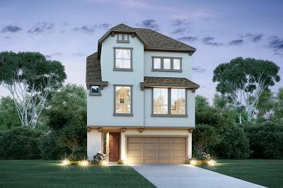 Houston Single Family Home For Sale: 2712 Shadybrook Meadow Drive
