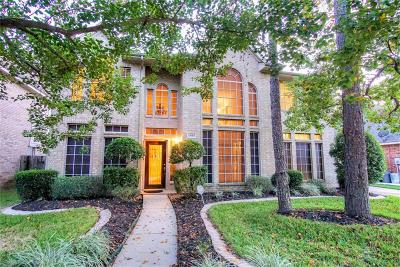 Tomball Single Family Home For Sale: 11915 Lakewood Hills