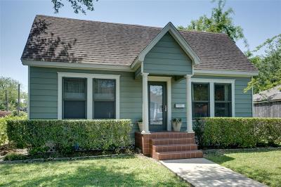 Houston Single Family Home For Sale: 230 E 25th Street