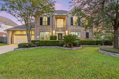 Tomball Single Family Home For Sale: 18815 Flaghorne Court