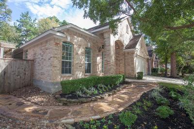 The Woodlands Single Family Home For Sale: 103 S Veranda Ridge Drive