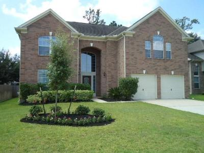Spring Single Family Home For Sale: 6211 Stone Hill Road